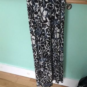 LOFT Dresses - Floral maxi dress